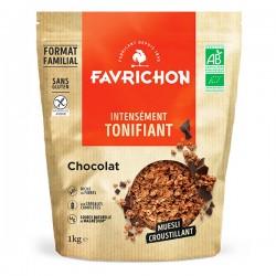 Muesli Chocolat - 1kg - Favrichon