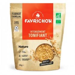 Muesli Nature - 1kg - Favrichon