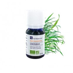 Huile Essentielle Lemongrass - 10ml - Ad Naturam