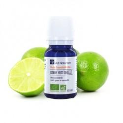 Huile Essentielle Citron Vert Distille - 10ml - Ad Naturam