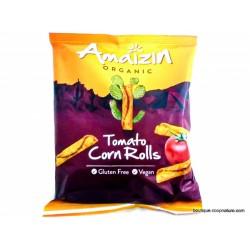 Rolls Maïs Tomate - 100 g - Amaizin