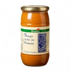 Soupe de Poissons 800g -Bonneterre