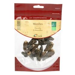 Morilles déshydratées 15g-Cook