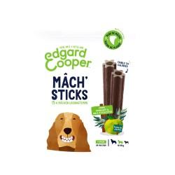 Mach Sticks Pomme Moyen Chien - 160g - Edgard Cooper