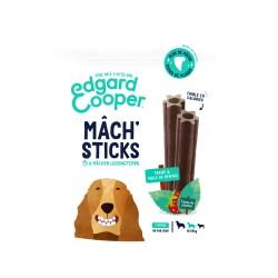 Mach Sticks Fraise Moyen Chien - 160g - Edgard Cooper