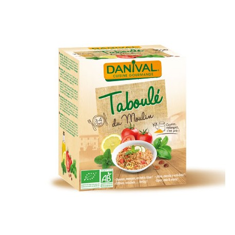 Taboulé du Moulin Kit 500g-Danival