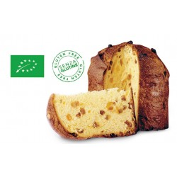 Panettone Bio Sans Gluten - 500g - Pasticceria Fraccaro Bio-Organic