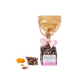 Croquant Chocolat Noir Abricots - 180 g - Dardenne