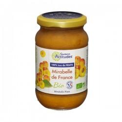 Préparation à la Mirabelle de France 310g-Saveurs Attitudes