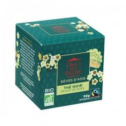 Thé Noir Epices de Noël Rêves d'Asie - 50 g - Thés de la Pagode