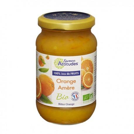 Préparation à l'Orange Amère 310g-Saveurs Attitudes