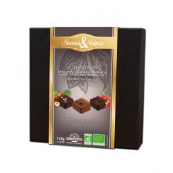 L'Assortiment - 16 Chocolats Fins 125 g - Saveurs & Nature