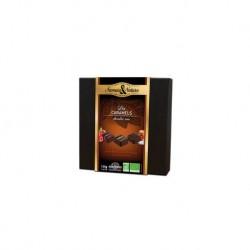 Les Caramels - 16 Chocolats Fins 125 g - Saveurs & Nature