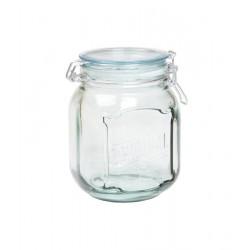 Pot Hermétique Verre Recyclé - 1,1 L - Ah Table