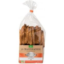 Biscottes Artisanales Essentielle - 280g - La Chanteracoise