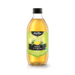 Infusion Glacée Maté Citron - 330ml - Yogi Tea