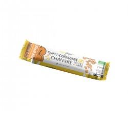 Barre Chanvre Fruits Noix - 40g - Hello Joya
