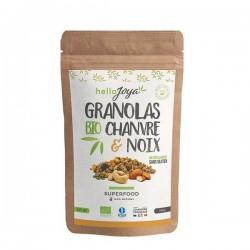 Granola Chanvre Noix - 300g - Hello Joya