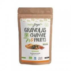 Granola Chanvre Fruits - 300g - Hello Joya