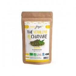 Thé Vitalité Chanvre - 50g - Hello Joya