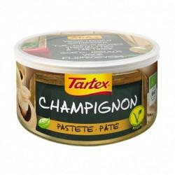 Pâté végétal aux Champignons 125g-Tartex