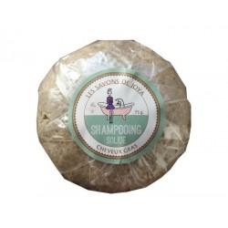 Shampoing Cheveux Gras Sans Huile Essentielle - 75g - Les Savons de Joya