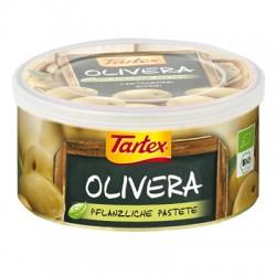 "Pâté végétal ""Olivera"" 125g-Tartex"