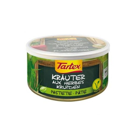Pâté végétal aux Herbes 50g-Tartex