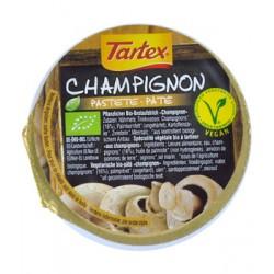 Pâté végétal aux Champignons 50g-Tartex