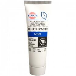 Dentifrice Menthe Fluor - 75ml - Urtekram