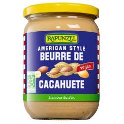 Beurre de Cacahuète à l'Américaine - 500g - Rapunzel