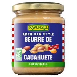 Beurre de Cacahuète à l'Américaine - 250g - Rapunzel