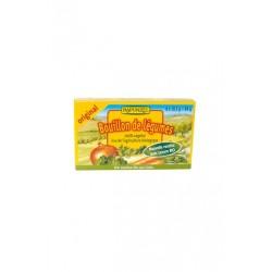 Bouillon Cube Légumes Original - 84g - Rapunzel