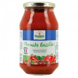 Sauce Tomate Basilic - 510g - Priméal