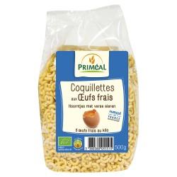 Coquillettes Oeufs Frais - 500g - Priméal