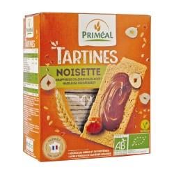 Tartines Noisette Craquantes - 150g - Priméal