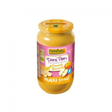 Dani'Pom Pomme Banane 700g-Danival