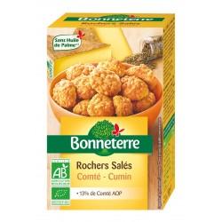 Rochers Comté Cumin - 90g Bonneterre