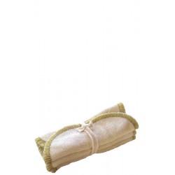 Lingettes Bio Lavables Démaquillantes - 3 unités - Douces Angevines