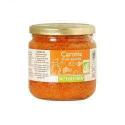 Carotte Lacto-fermenté 380g-Nutriform