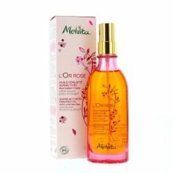 L'Or Rose Huile Fermeté Suractivée - 100ml - Melvita