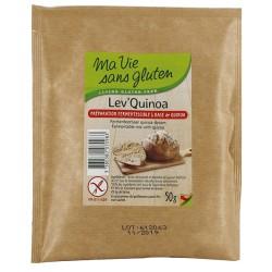 Lev'Quinoa - 50g - Ma Vie Sans Gluten