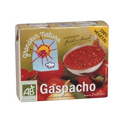 Gaspacho 0.5L (2x25cl)-Grandeur Nature