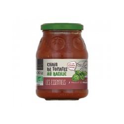 Chair Tomates Basilic - 400g - Natur'Avenir