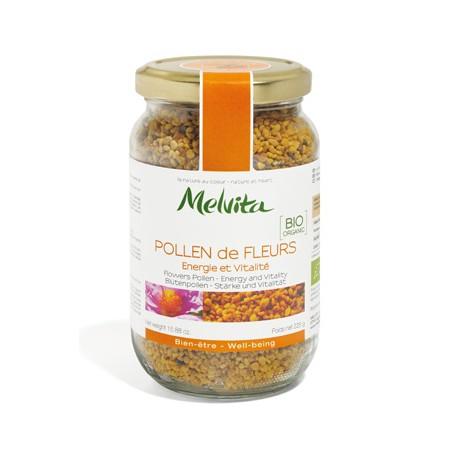 Pollen de Fleurs Bio 225g-Melvita