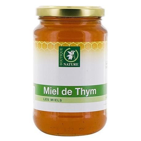 Miel de Thym 500g-Boutique Nature