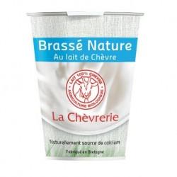 Yaourt Brasse au Lait de Chèvre - 400g - La Chevrerie