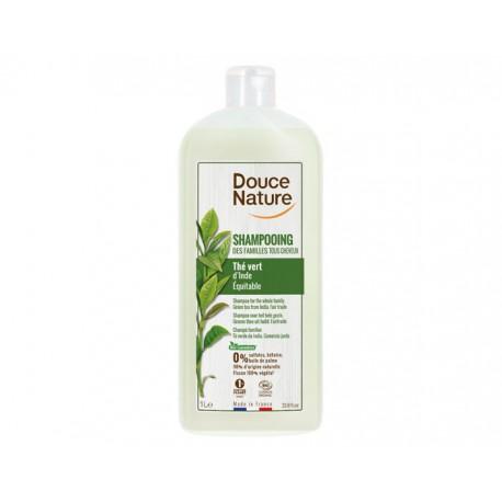 Shampooing des Familles Tous Cheveux 1L-Douce Nature