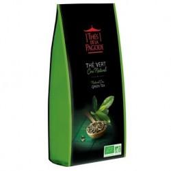 Thé Vert Cru Naturel - 100g - Thés de la Pagode