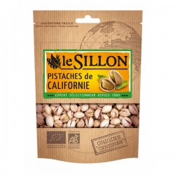 Pistaches de Californie 125g-Le Sillon
